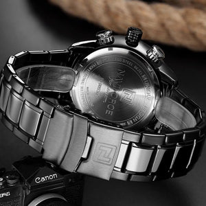 Men's Digital Quartz -  - HIS.BOUTIQUE