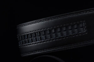 Futuristic Leather Belt -  - HIS.BOUTIQUE