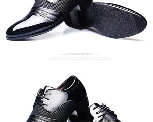 Quintessential Oxford Flats -  - HIS.BOUTIQUE
