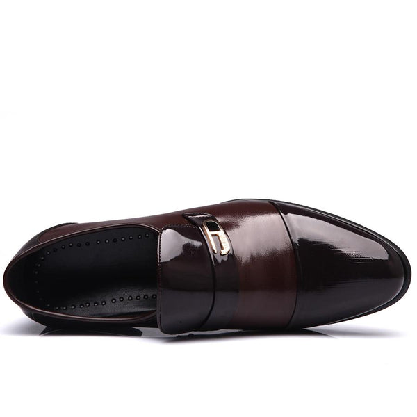 Derby Business Shoes - - Footwear -HIS.BOUTIQUE