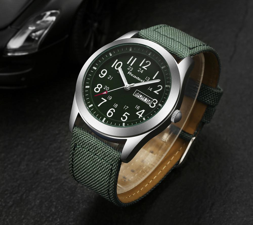 Readeel Sports Watch - Green- Watches -HIS.BOUTIQUE