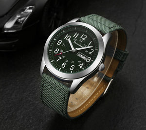 Readeel Sports Watch - Green - HIS.BOUTIQUE