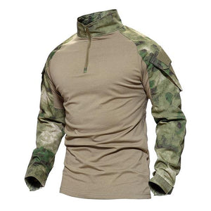 Army Combat Tactical T-Shirt - FG / XS - HIS.BOUTIQUE