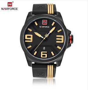 Color Stripe Watch - Yellow - HIS.BOUTIQUE