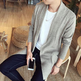 The Dustcoat Cardigan - - Cardigan -HIS.BOUTIQUE