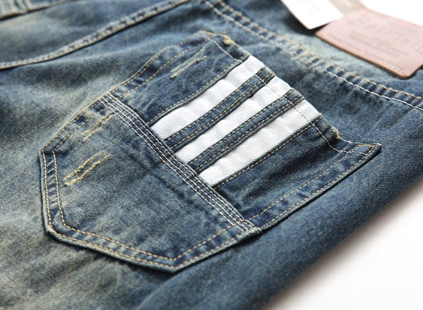 Spring Casual Jeans - - Pants -HIS.BOUTIQUE