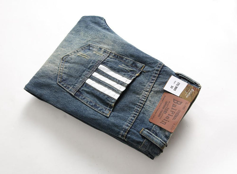 Spring Casual Jeans -  - HIS.BOUTIQUE