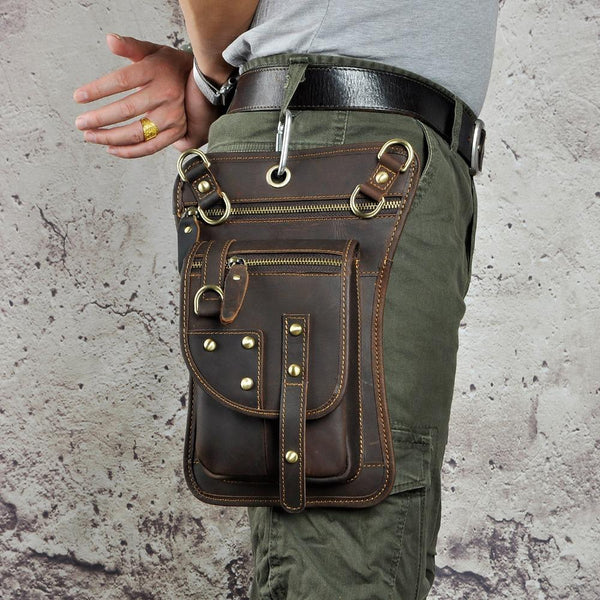 Multifunction Crossbody Messenger Bag - - Handbags, Wallets & Cases -HIS.BOUTIQUE