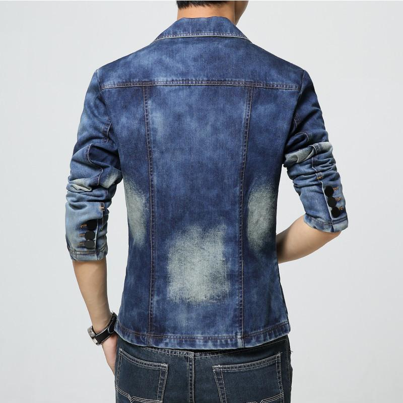 Denim Sports Coat -  - HIS.BOUTIQUE