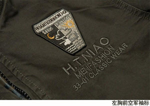 AERONAUTICA Military Field Jacket -  - HIS.BOUTIQUE
