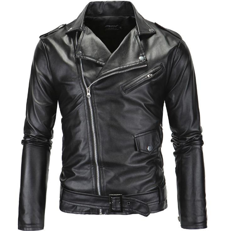 Biker Jacket - Black / XS - HIS.BOUTIQUE