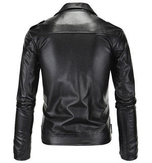 Biker Jacket -  - HIS.BOUTIQUE