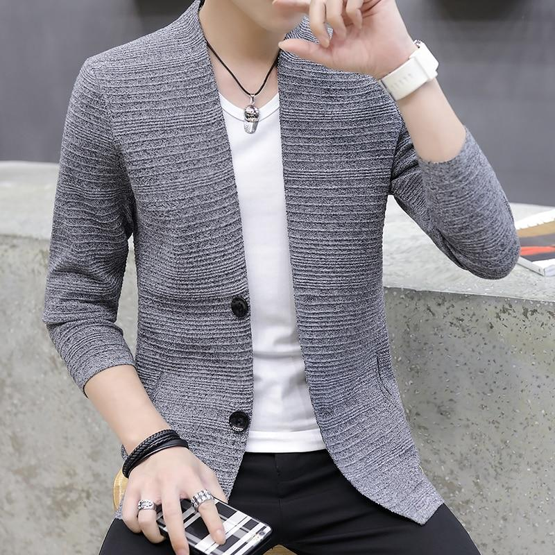 Youth Pop Cardigan - Gray / XXS - HIS.BOUTIQUE