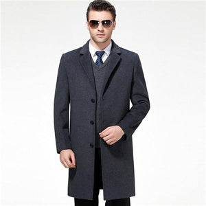 The Titan Coat - Gray / XS - HIS.BOUTIQUE