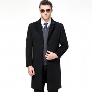 The Titan Coat - Black / XS - HIS.BOUTIQUE