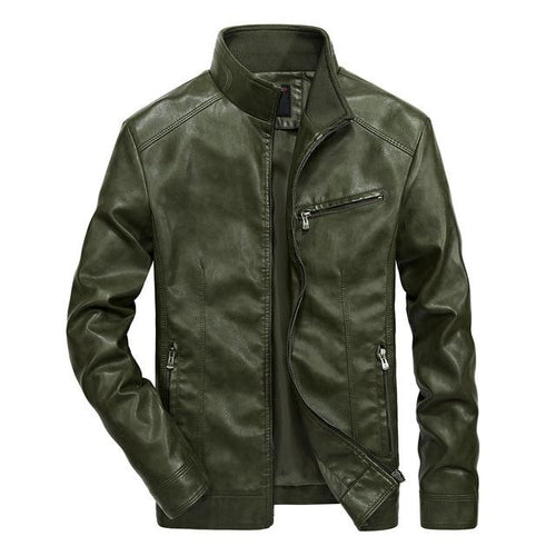 Biker Choice Jacket - Green / XS - HIS.BOUTIQUE
