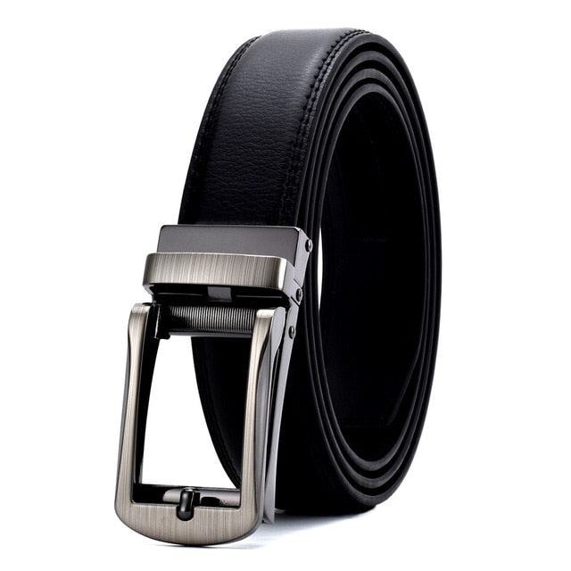 Ratchet Belt - black / 110cm - HIS.BOUTIQUE