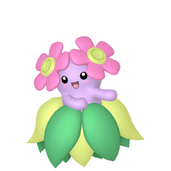 Joliflor Shiny Pokemon