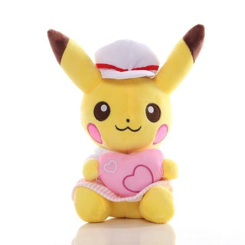 Peluche Pokemon Pikachu Love
