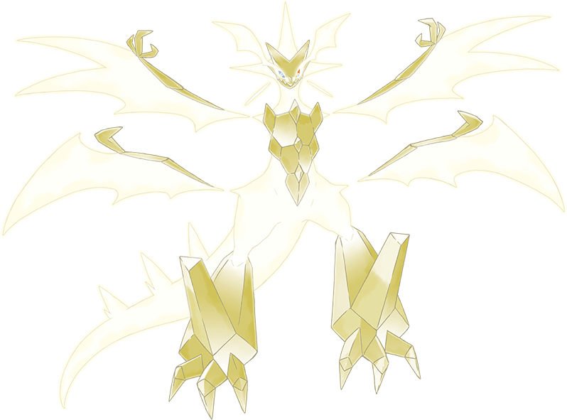Ultra-Necrozma Pokemon