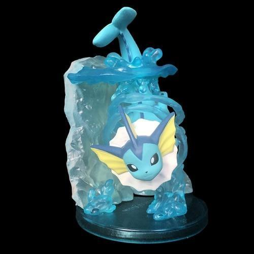 Figurine Pokémon Aquali Attaque Surf
