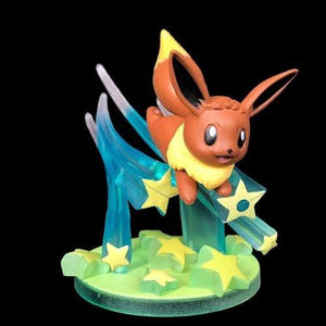 Pokemon Boutique Figurine Figurine Pokémon Evoli Attaque