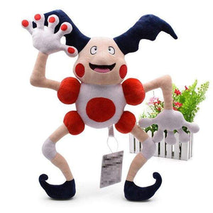 Pokemon Boutique Peluche Grosse Peluche Mr. Mime Pokemon