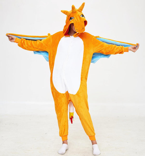 Pokemon Boutique Pyjama S Kigurumi Pokemon Dracaufeu