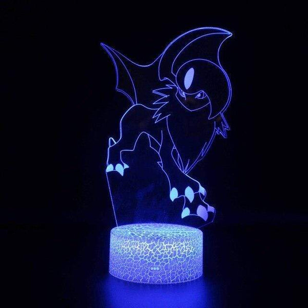 Pokemon Boutique Lampe Lampe Absol Pokemon