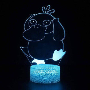 Pokemon Boutique Lampe Lampe Psykokwak Pokemon