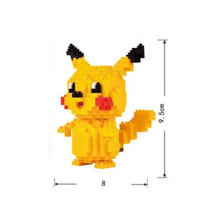 Pokemon Boutique Lego Lego Pokémon Pikachu Kawaii