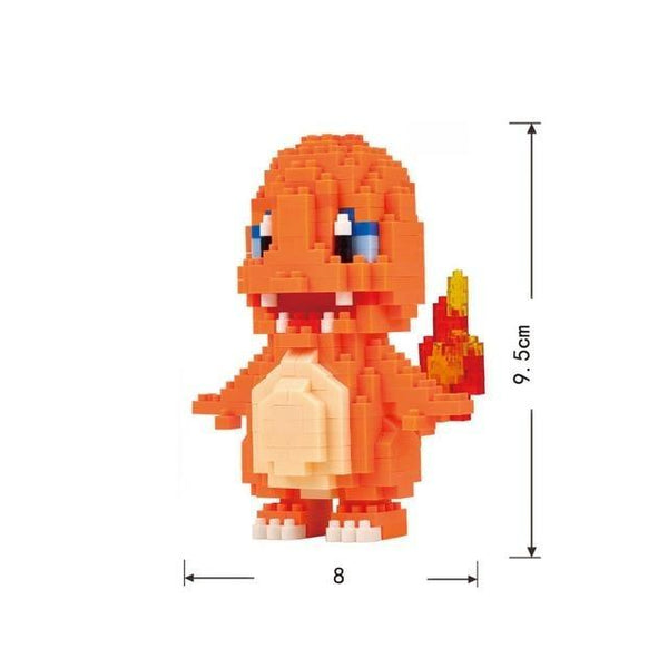 Pokemon Boutique Lego Lego Salamèche Pokémon