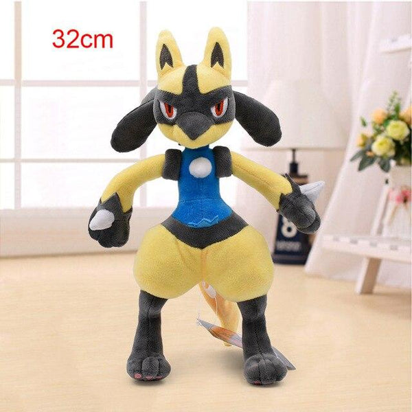 Peluche Lucario Shiny Pokemon