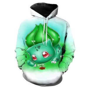 Sweat Pokémon Kawaii Bulbizarre XS