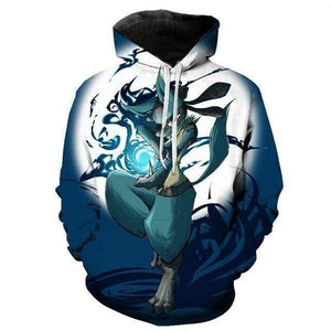 Pokemon Boutique Sweat 3XL Sweat Pokémon Le Puissant Lucario