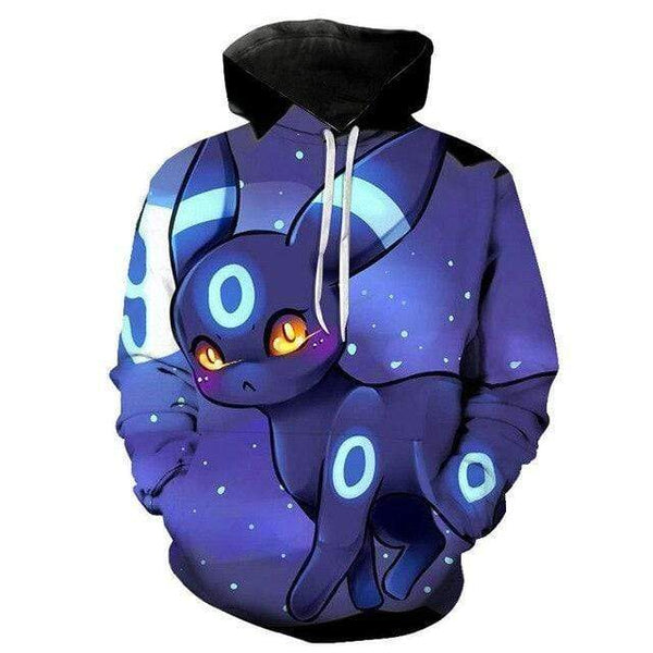 Pokemon Boutique Sweat XS Sweat Pokémon Noctali
