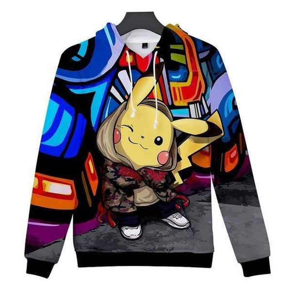 Pokemon Boutique Sweat XXS Sweat Pokémon Pikachu Cosplay Underground