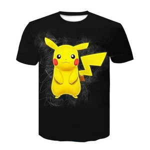 Pokemon Boutique T-Shirt XL T-Shirt Pokémon L'Electrique Pikachu