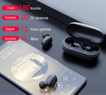 T&C EARPHONE TOUCH