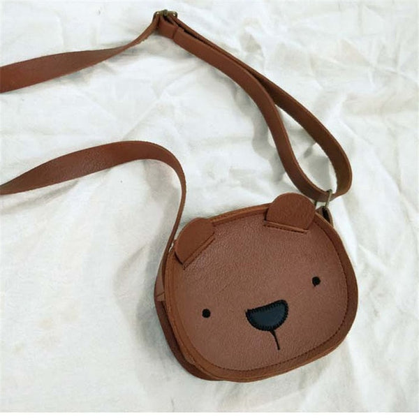 Lovely Animal Bag (Cross-bag )