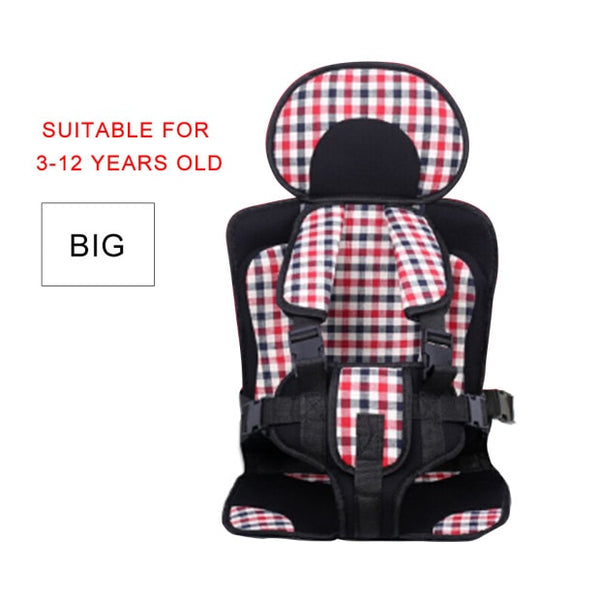Updated Version of Portable Baby Seat Chair