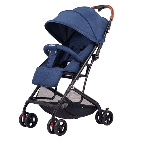 Lightweight Stroller with Shock Absorber