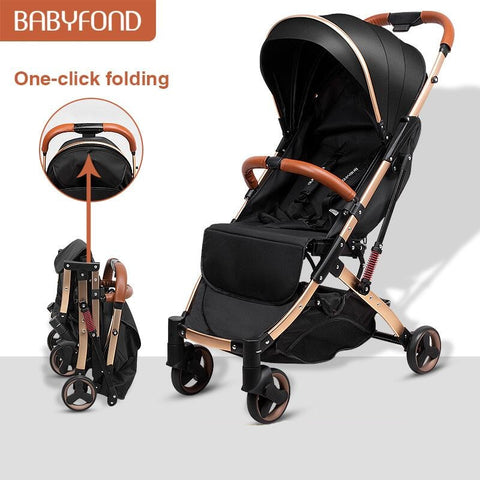 Babyfond Portable Light Stroller (13 lbs)