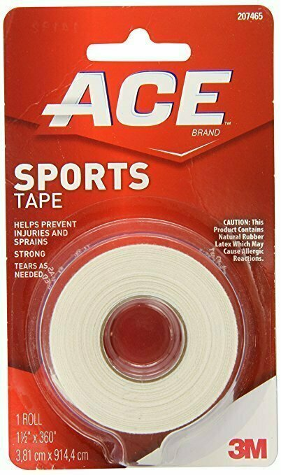 ACE Sports Tape, 1.5 Inches X 10 Yard - usaotc.com