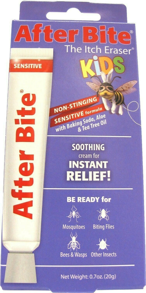AFTER BITE KIDS SENSITIVE LIQUID 0.7OZ - usaotc.com