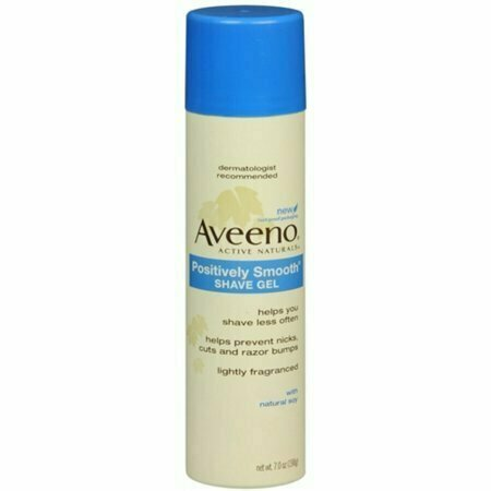 AVEENO Positively Smooth Shave Gel 7 oz - usaotc.com