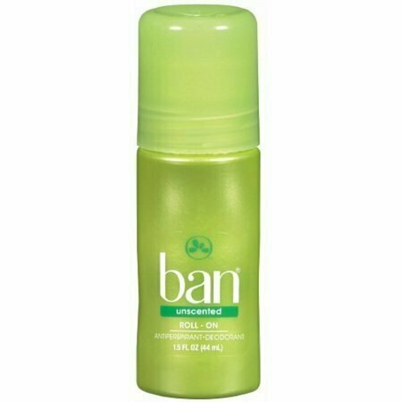 Ban Anti-Perspirant Deodorant Original Roll-On Unscented 1.50 oz - usaotc.com