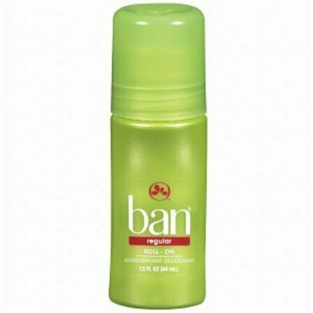 Ban Original Roll-On Antiperspirant and Deodorant, Regular 1.5 oz - usaotc.com