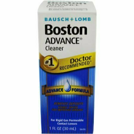 Bausch & Lomb Boston Advance Cleaner 1oz - usaotc.com