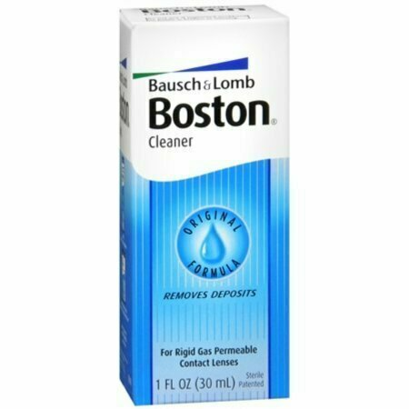 Bausch & Lomb Boston Cleaner Original Formula 1 oz - usaotc.com